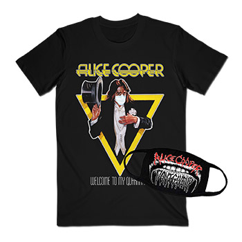 Alice cooper Merch