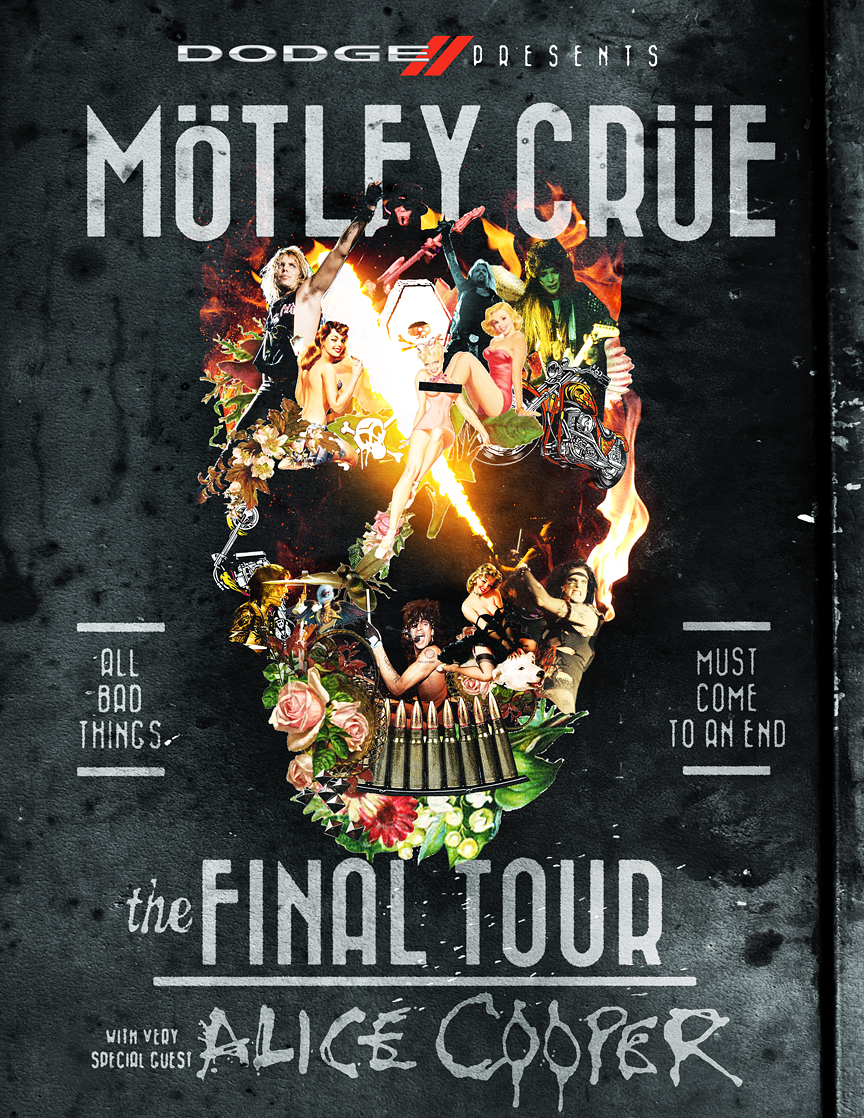 Mötley Crüe S Final Tour Sells Out 9 Shows More Dates Added