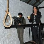 hanging