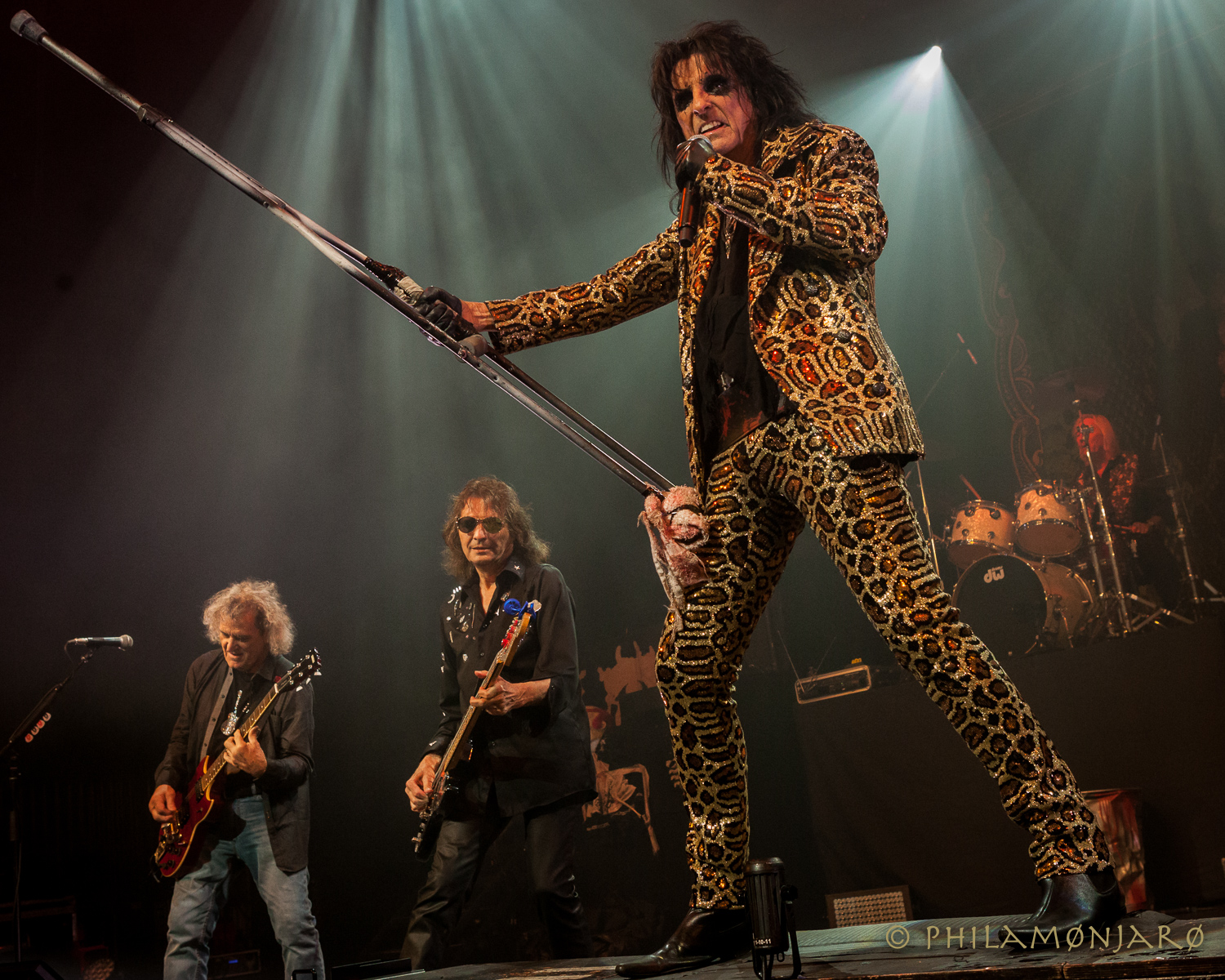 Alice Cooper Tour  Band Members
