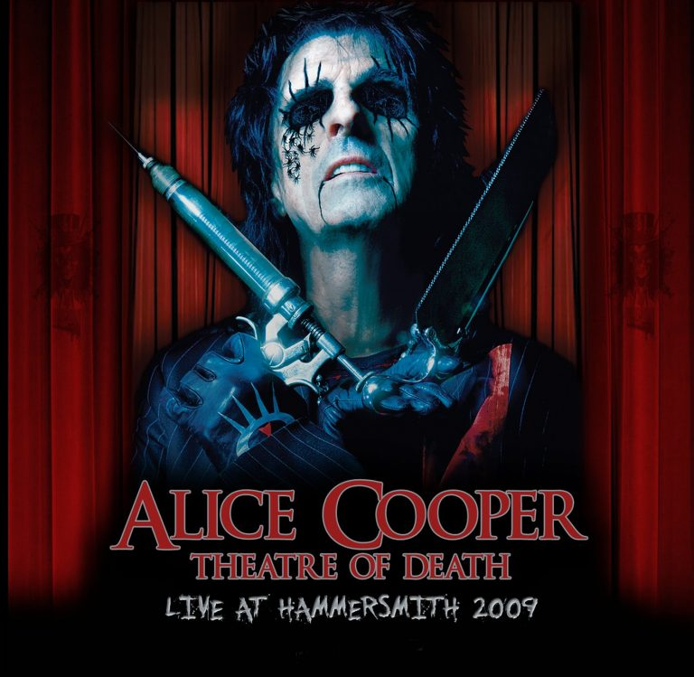 Theatre Of Death- Live At Hammersmith 2009